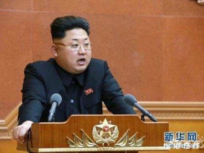 AFP PHOTO / KCNA VIA KNS