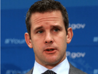 Rep. Adam Kinzinger (R-IL) speaks to the media after attending the weekly House Republican conference at the U.S. Capitol, October 29, 2013 in Washington, DC. Leader Cantor called on President Barack Obama and Congress to delay the implementation of the Affordable Health Care Act also known as ObamaCare