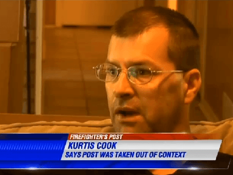 Kurtis Cook - KLTV Screenshot