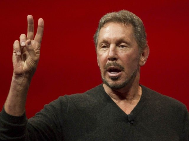 Larry Ellison (Kimberly White / Getty)