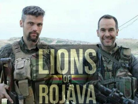 Facebook/The Lions of Rojava