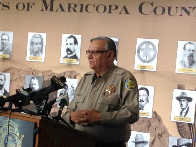 Maricopa-County-Sheriff-Joe-Arpaio-ceremony-AWR-Hawkins