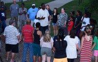 McKinney Pastors lead healing service in Craig Ranch