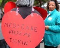 Medicare (Justin Sullivan / Getty)