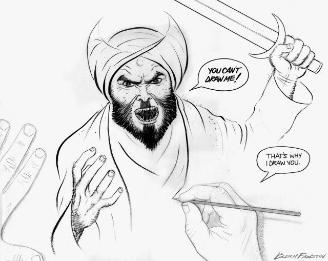 Ebay Blocks Draw Mohammed Winning Cartoon From Auction Breitbart