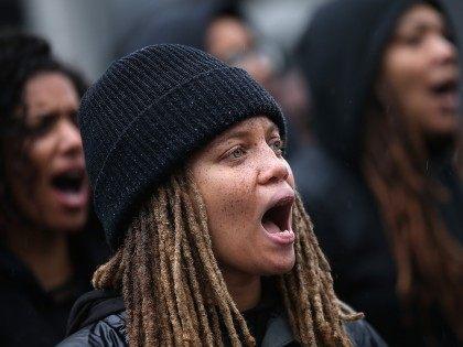 Oakland Black Lives Matter Protest (Justin Sullivan / Getty)