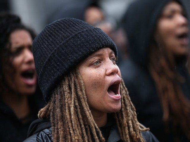 Oakland Black Lives Matter Protest (Justin Sullivan / Getty)