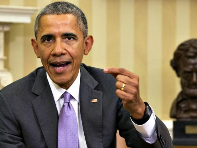 Obama's Trade Agreement Leaks as Republicans Cower