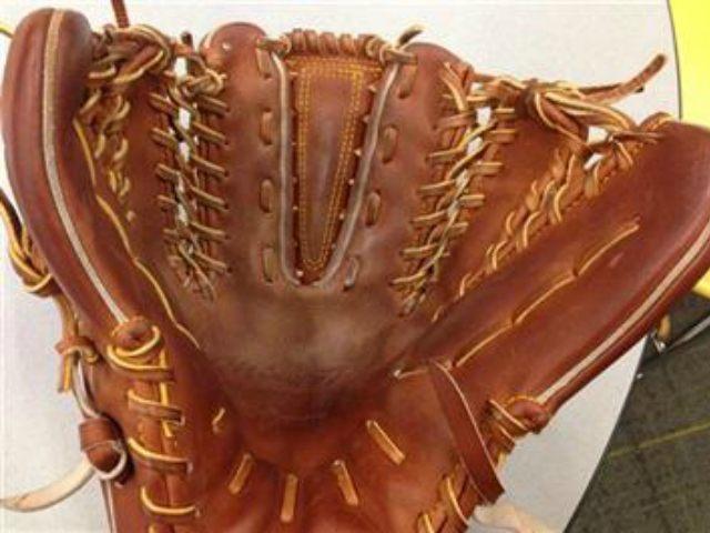 Pat Venditte Glove