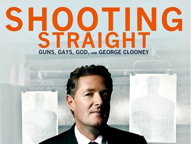 Piers Morgan gun Control Book