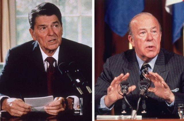 (FILE) In Profile: 100 Years Of US Secretaries Of State (Paul Marnef / Hulton Archive / Getty)