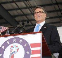 Rick Perry announcement cropped