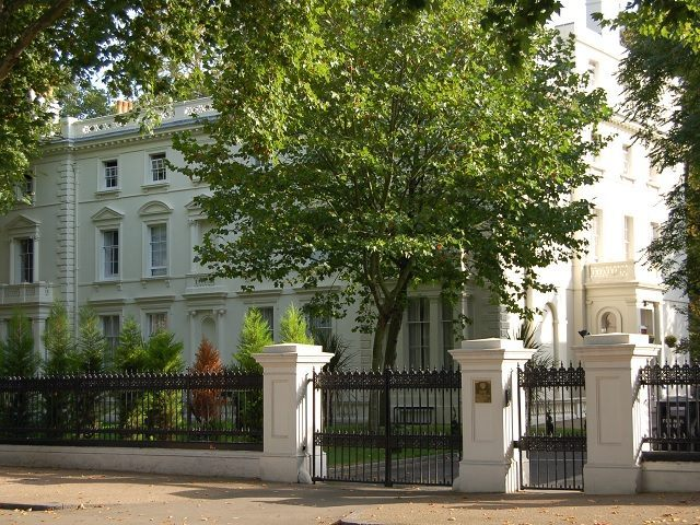 Russian Embassy London Wikimedia