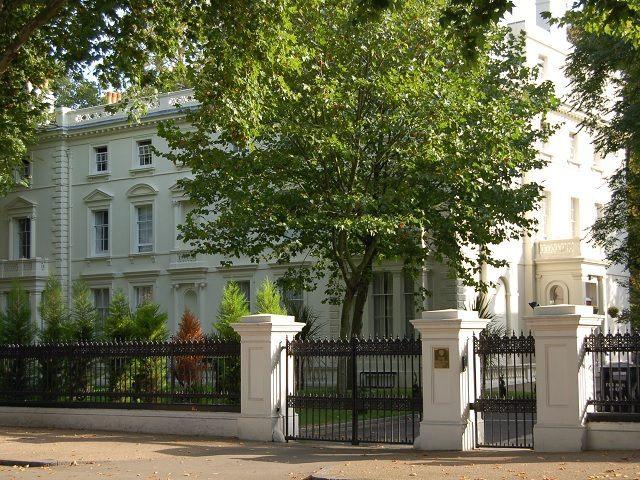 Russian Embassy London Wikimedia