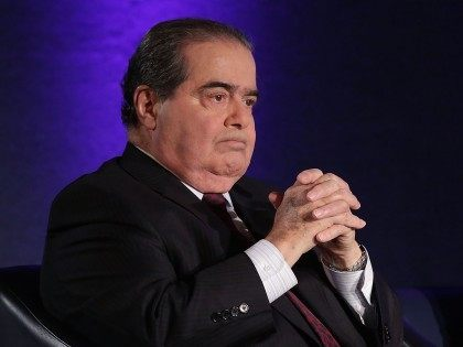Scalia (Alex Wong / Getty)