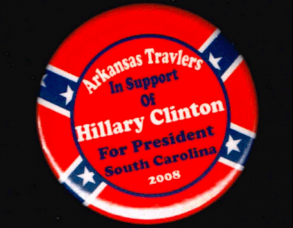 Hillary Clinton Confederate flag (Screenshot / rocnydeals / eBay)