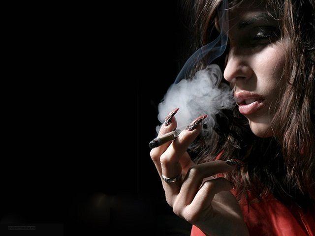 Sexy Smoking Reuters