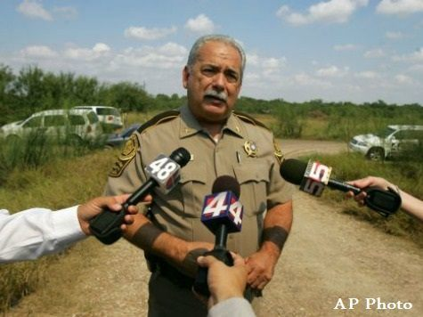 Sheriff Lupe Trevino now in federal prison for corruption. AP Photo