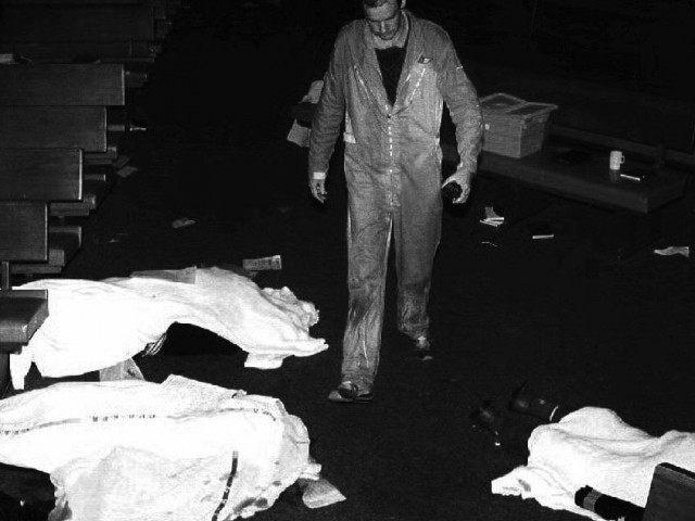 St. James Church Massacre (Guy Tillim / AFP / Getty)