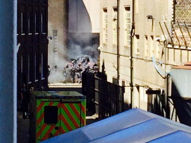 Terror Training London