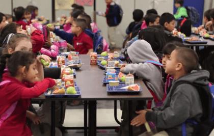 Texas School Lunch