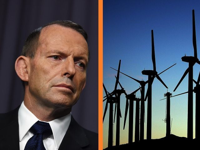 Tony Abbott Wind Farms