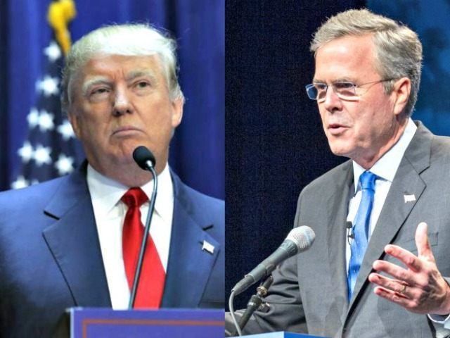 Jeb Bush Takes Apparent Swipe At Donald Trump Over His Children's Love