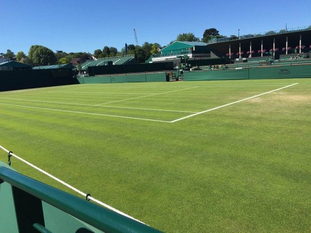 Wimbledon Mary Chastain 1