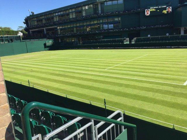 Wimbledon Mary Chastain 3