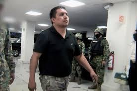 """Los Zetas Top Leader Miguel Angel """"El 40"""" Trevino Morales."""