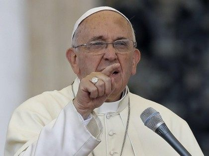Pope Francis: Wounds of Mother Earth 'Bleed in Us'