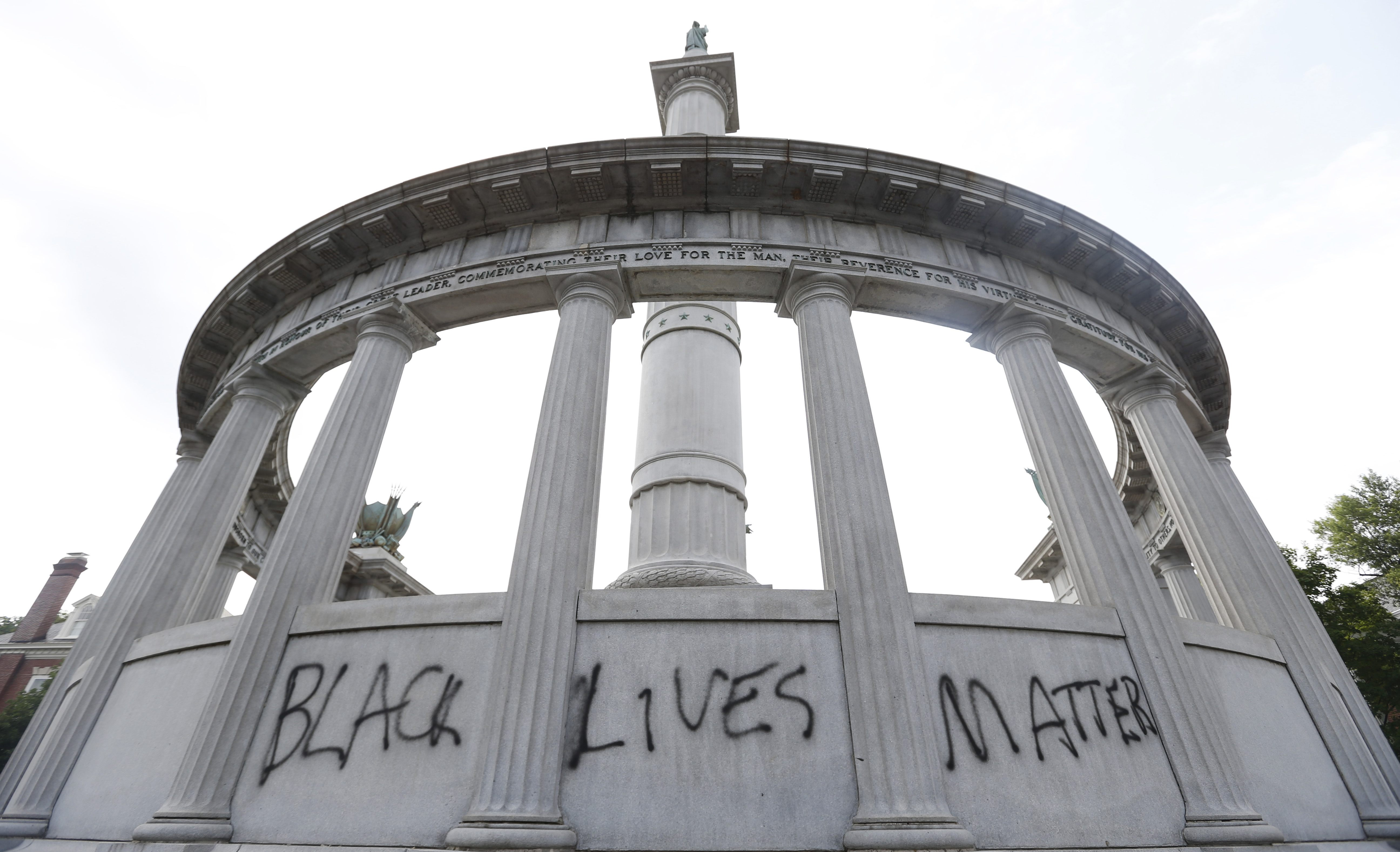 national cathedral vandalized. national cathedral vandalized