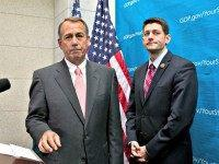 FLASHBACK: Paul Ryan Worked For John Boehner In College