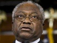 "Monday on MSNBC's ""Andrea Mitchell Reports,"" Rep. Jim Clyburn (D-SC) …"