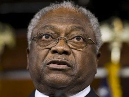 """Monday on MSNBC's """"Andrea Mitchell Reports,"""" Rep. Jim Clyburn (D-SC) …"""