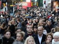 One In Four Londoners Born Abroad