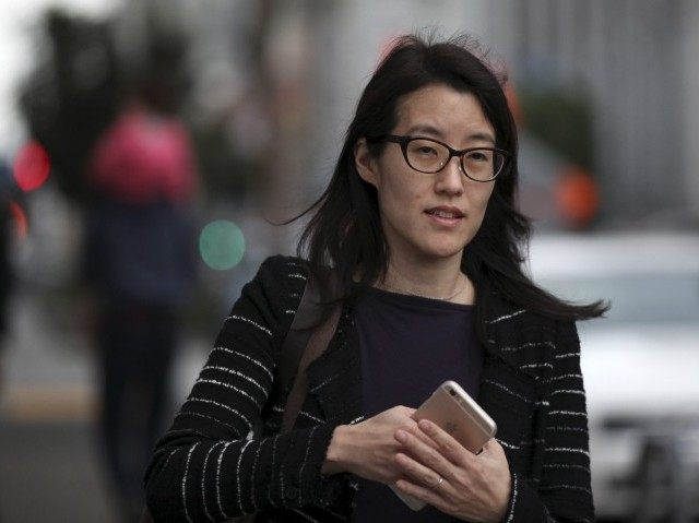 Former Kleiner partner Pao arrives at San Francisco Superior Court in San Francisco