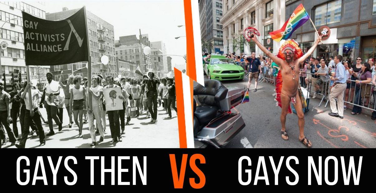 Gay rights vs heterosexual rights