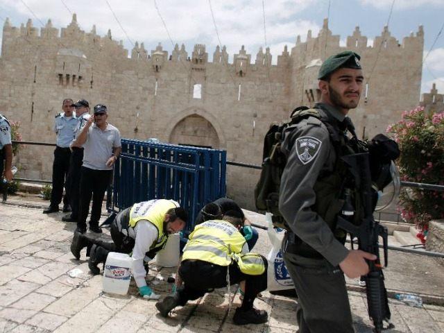 Palestinian terror attacks