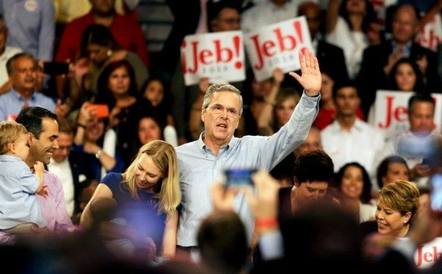 jeb bush announcement ap