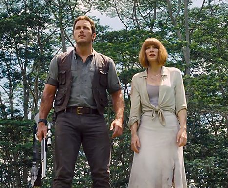 how does jurassic park use cinematic It is as far from the book and any common sense as it possible but does have  the lost world: jurassic park is  park, which i think is, from a cinematic.