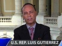 Dem Rep. Gutiérrez: 'Speaker' Paul Ryan 'Would Be Good' for GOP, House, Country