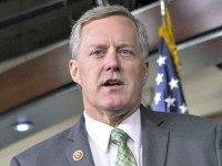 Mark Meadows Reportedly Considering Run for House Freedom Caucus Chairm