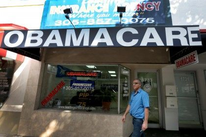Florida Insurance Company Enrolls People In Obama's Affordable Health Care Plan