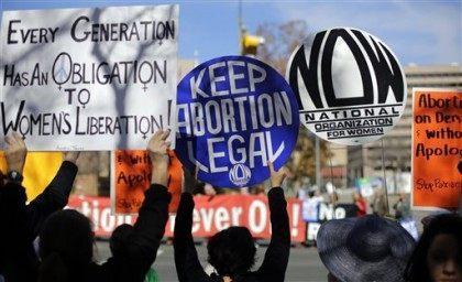 Abortion Bush Abbott