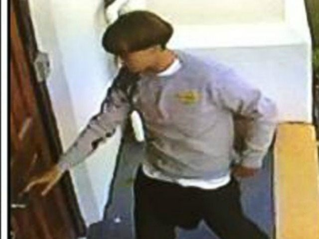 Charleston, South Carolina police released images showing a suspect in a deadly church shooting.