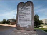 10 Commandments Removed from State Capitol per Oklahoma Supreme Court