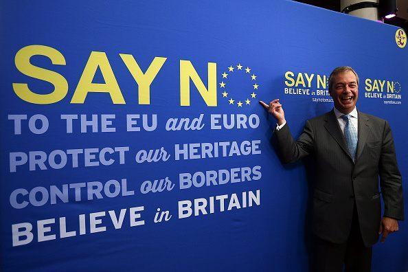 Farage Launches Campaign