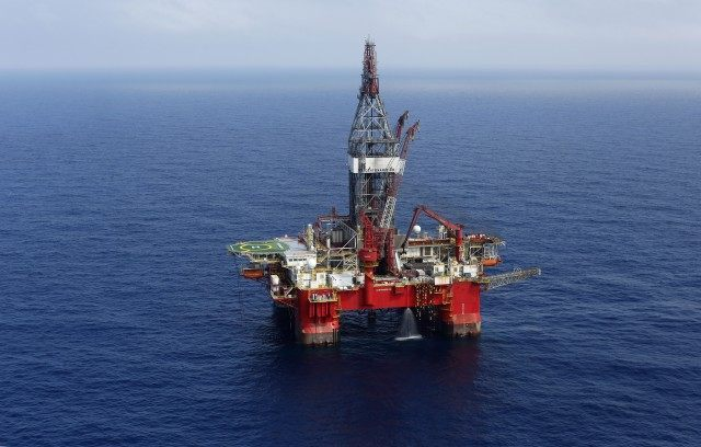deep water drilling platform