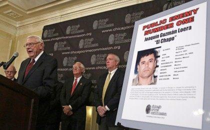 Joaquin ``El Chapo'' Guzman, Al Bilek, Peter Bensinger, Jack Riley